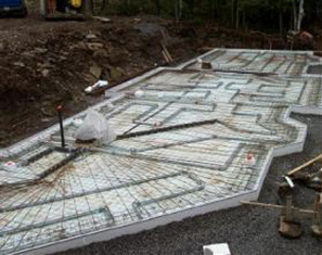 Frost Protected Shallow Foundations, incorporating Frost Protected Footings Design and Installation