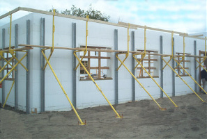 Giraffe ICF Bracing & Racking Systems - Energy Efficient Green Building Products